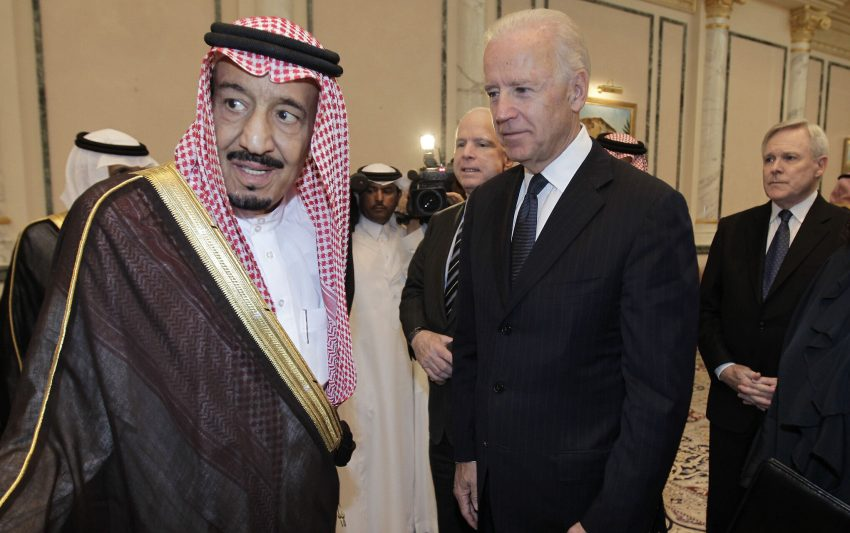 Showing Courage, Joe Biden Changes Saudi Arabia-United States Cooperation